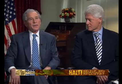 George and Bill