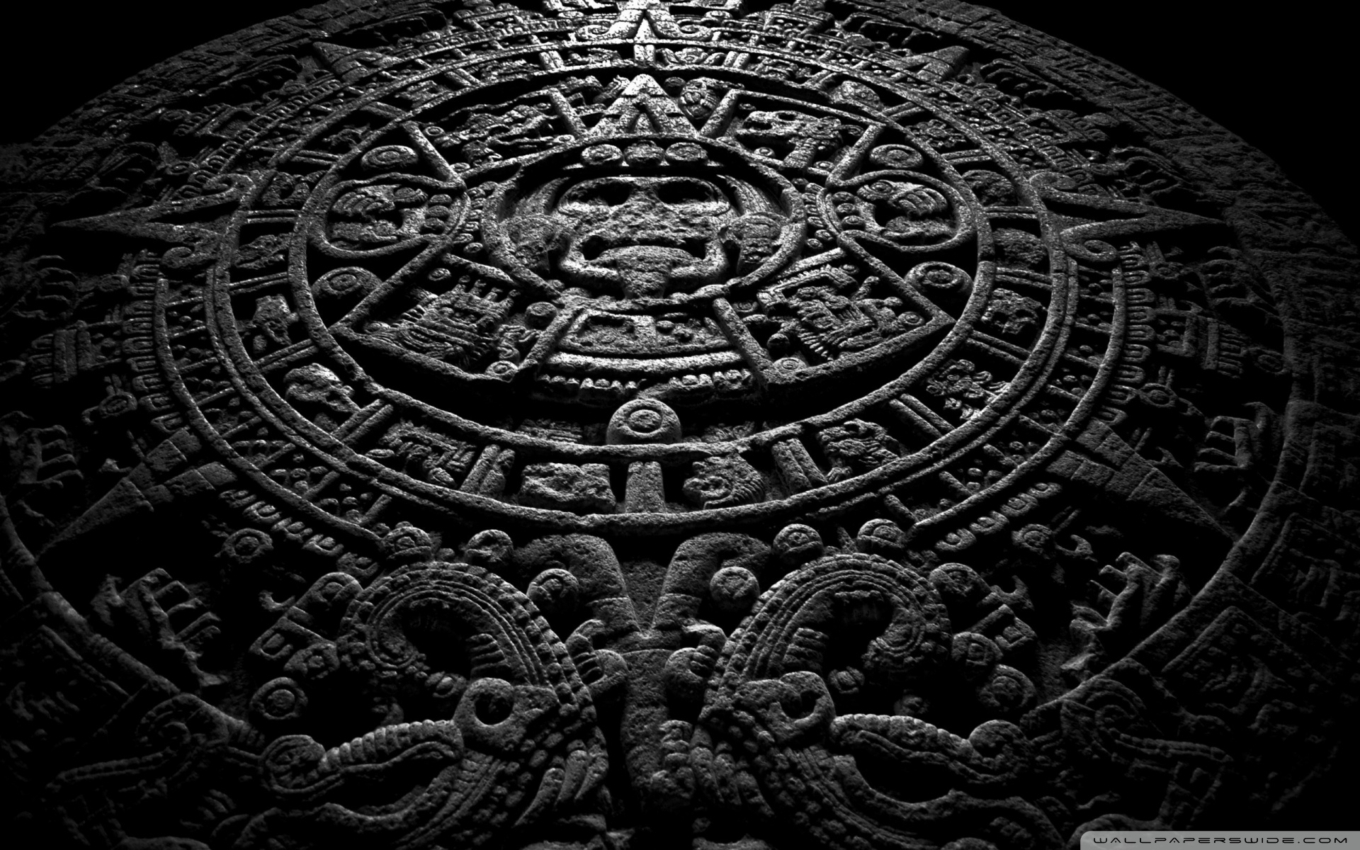 nothing says Christmas like a Mayan Calendar