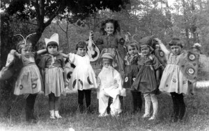 Saved Children from the Warsaw Ghetto